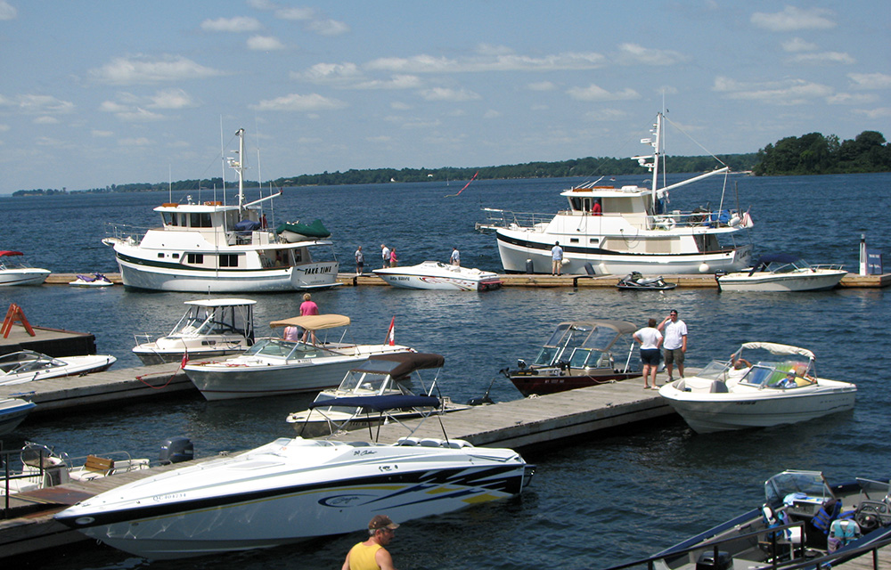 Boating – Thousand Islands – Visit Clayton NY in the 1000