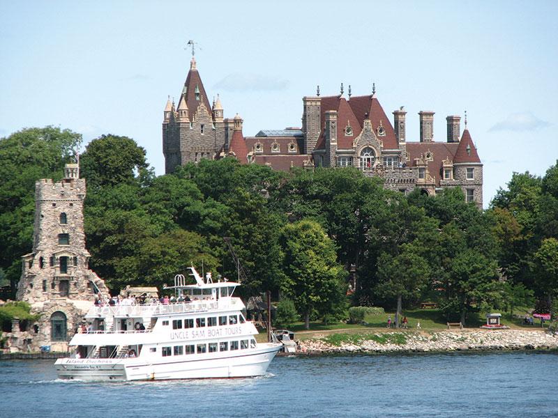 Thousand Islands Cruise Ny